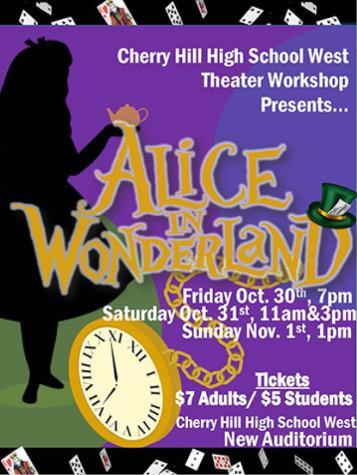 'Alice in Wonderland' Preview