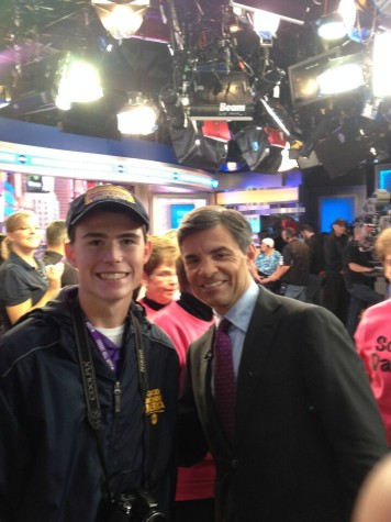 Ask the Professionals: ABC News Chief Anchor George Stephanopoulos
