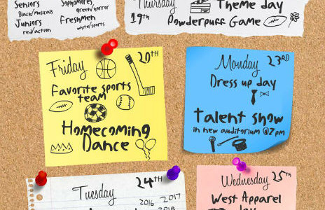 Spirit Week Showdown: Who Will End Up Leading the Pride?