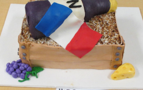 Celebrating National French Week with Cake
