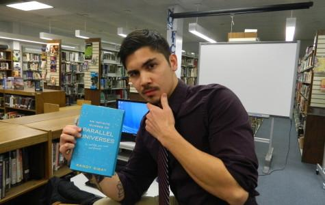Author Randy Ribay Visits West's Creative Writing Class