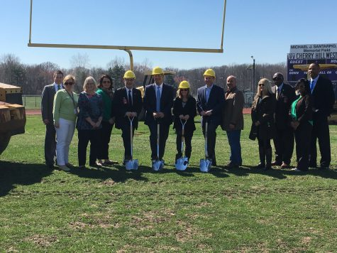 Field Groundbreaking Draws Community Leaders