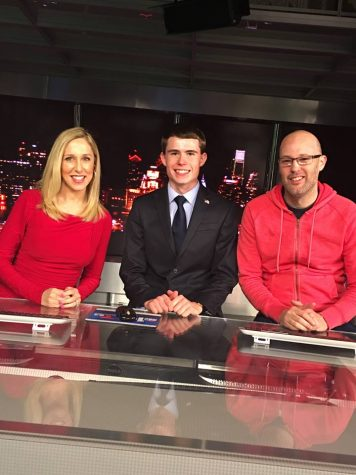 """Ask the Professionals"": Cherry Hill West Alumni/ NBC Universal, Director of Technology and Operations Jamie Simmons & NBC 10 Meteorologist, Michelle Grossman"