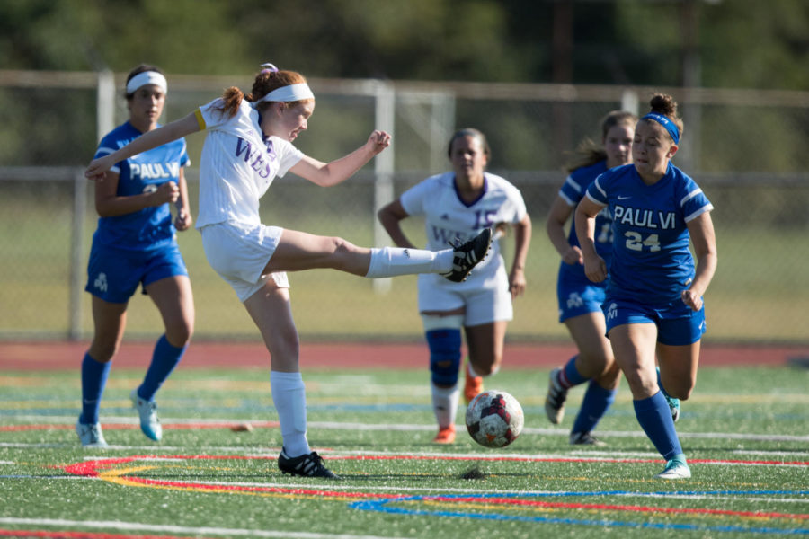 Girls Soccer Headed to Championships