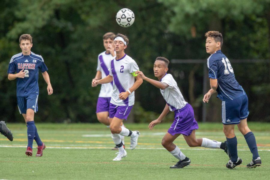 Boys Soccer Success