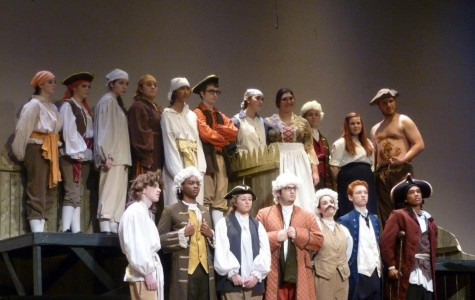 Treasure Island:  Fall Show