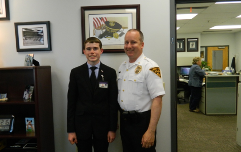 """Ask the Professionals:   """"Cherry Hill Police Chief""""  William Monaghan"""