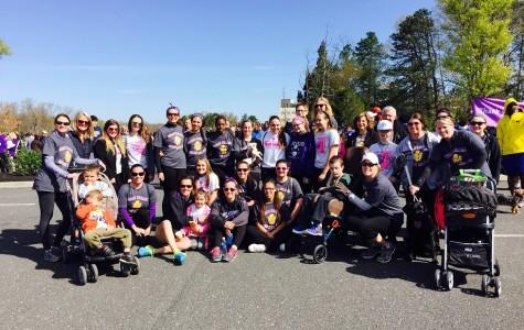 """""""Team Sammi"""":  March of Dimes annual fundraiser"""