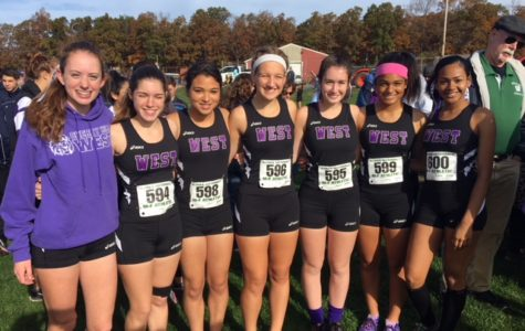 Girls Cross Country Advances to States