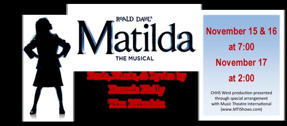 Matilda at West