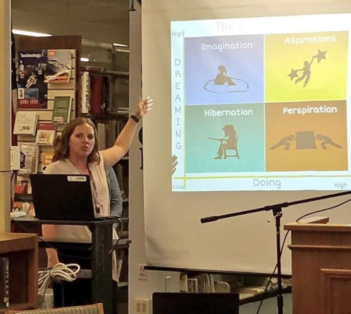 Lion's Pride Spotlight:  Heather Esposito